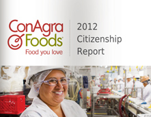 2012 Citizenship Report Cover Photo