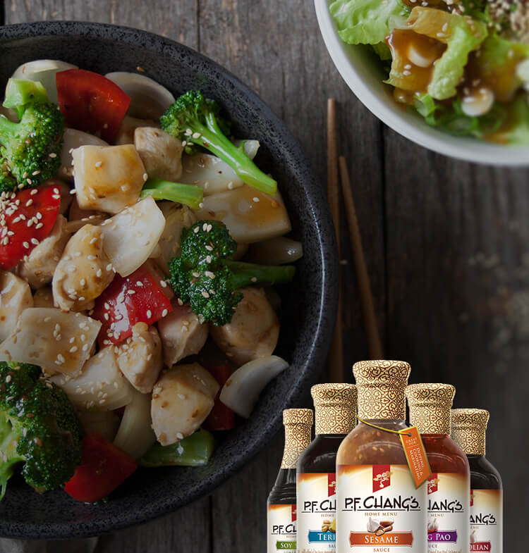 P.F. Chang's Sauces