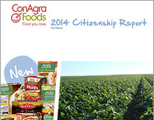2014 Citizenship Report Cover Photo