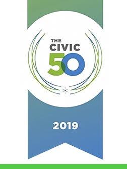 The Civic 50 Honoree