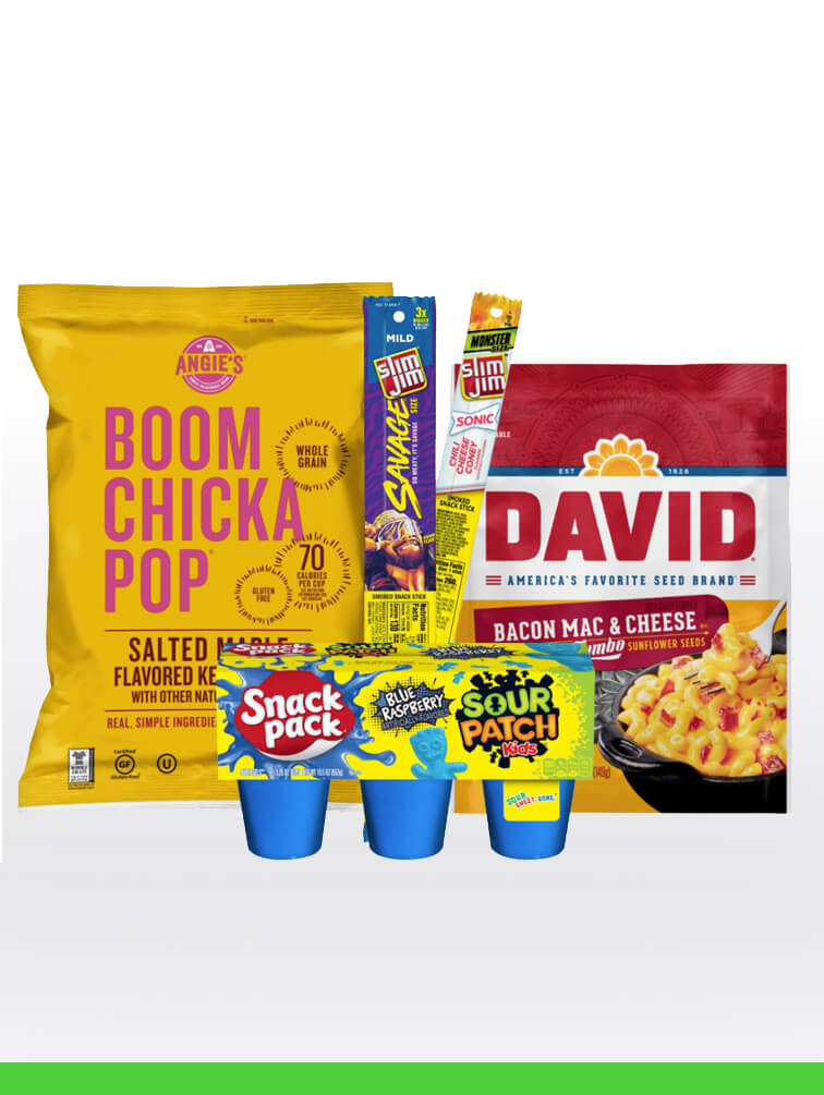 Launching new snacks for c-stores