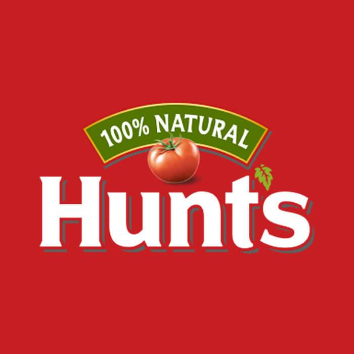Go to the Hunt's website.
