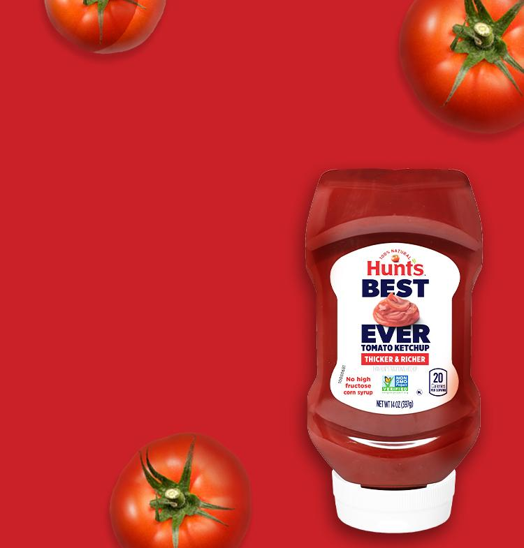 Hunt's Best Ever Ketchup